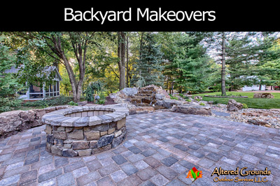 Backyard Makeover Our Work